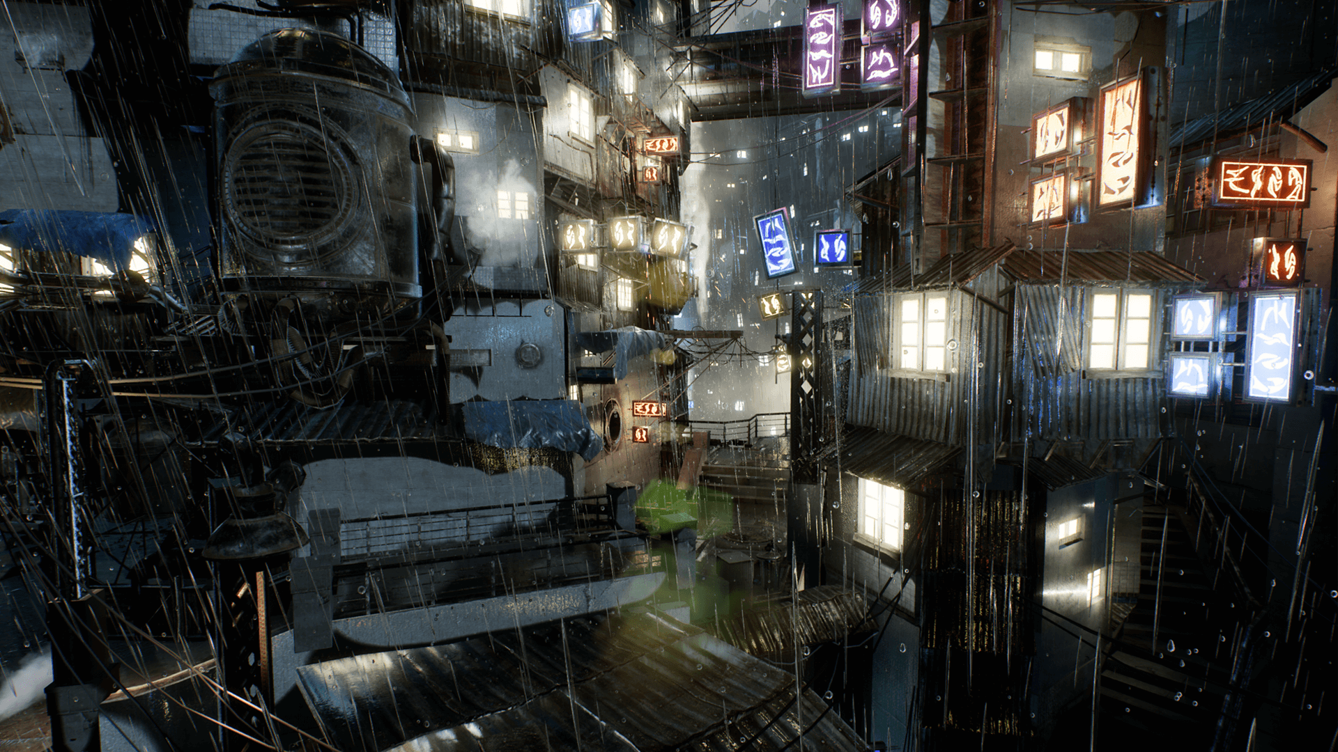 Soul City by Epic Games in Epic Showcase,Environments