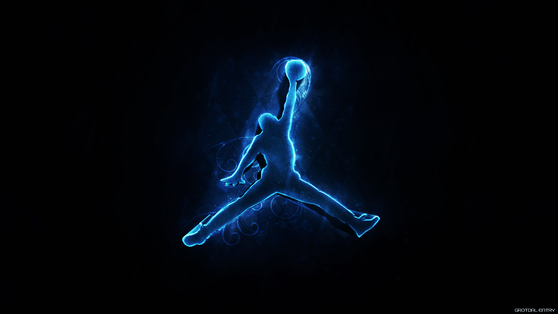 Jordan Logo Wallpaper HD Jordan logo wallpaper, Logo