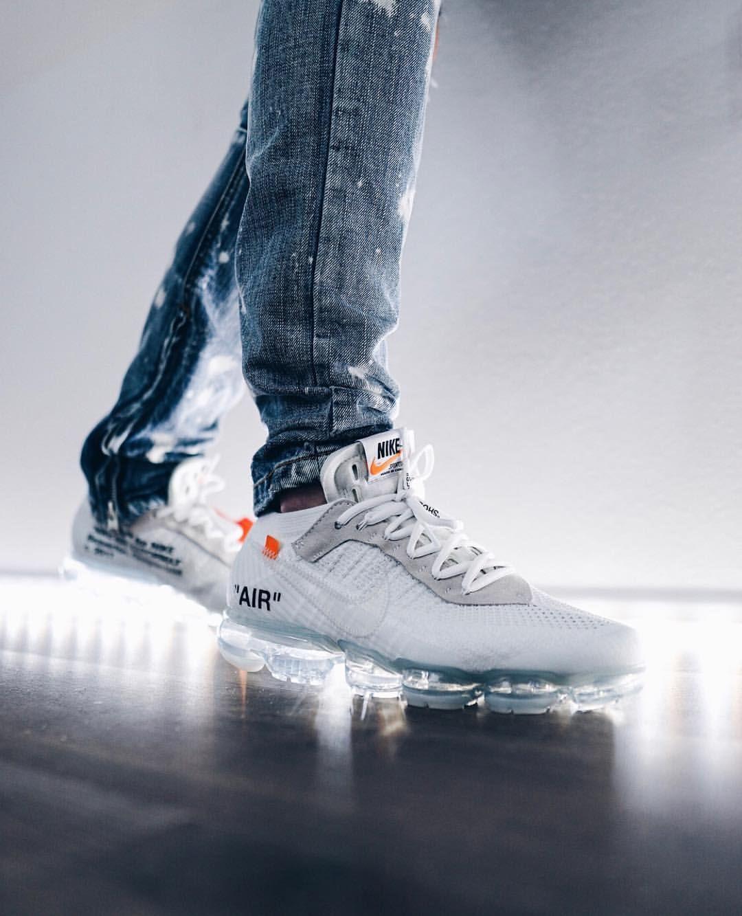 Nike Vapermax x Off White⚪️ Viele können sich mit dem