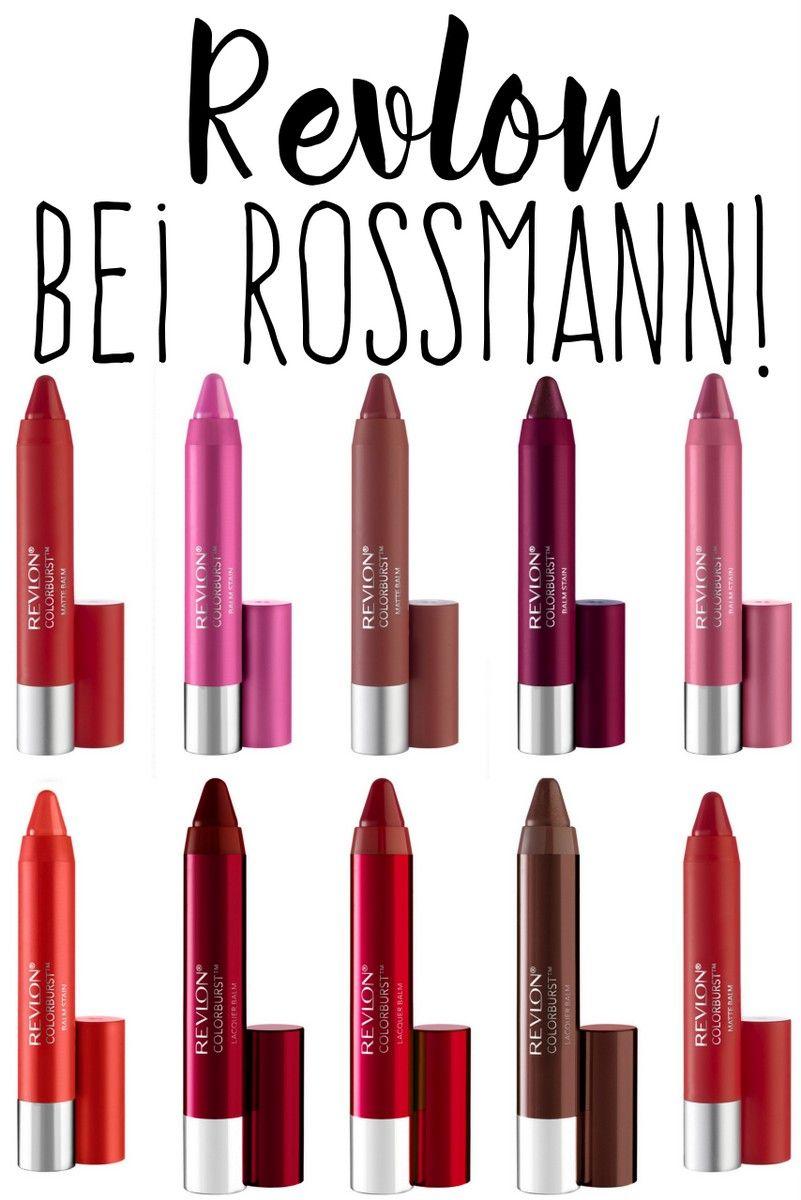 Rossmann Lippenstift