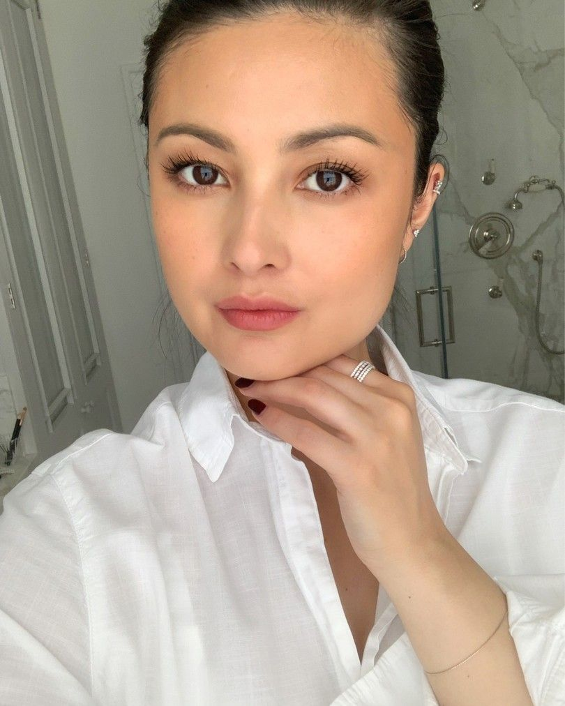 0bfb25341e4 Click the photo to learn more about Peony Lim's skincare routine and shop  all of the