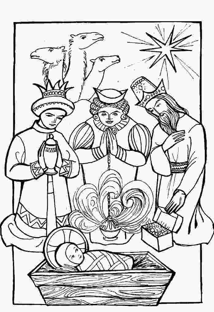 Three Magi Crafts And Coloring Pages Bildergebnis Fur Three Wise Men Gifts Coloring Coloring Crafts Page Coloring Pages Three Wise Men Christmas Coloring Pages