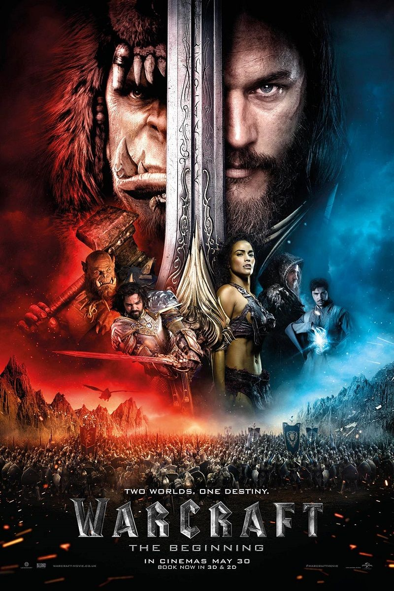Warcraft The Beginning Full Movie
