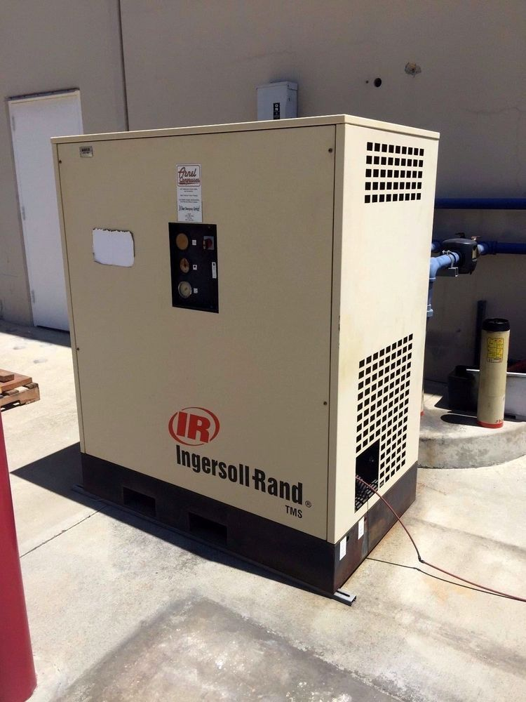 Ingersoll-rand air dryer model tms 0380 / 232 psi / ref # (oc1043