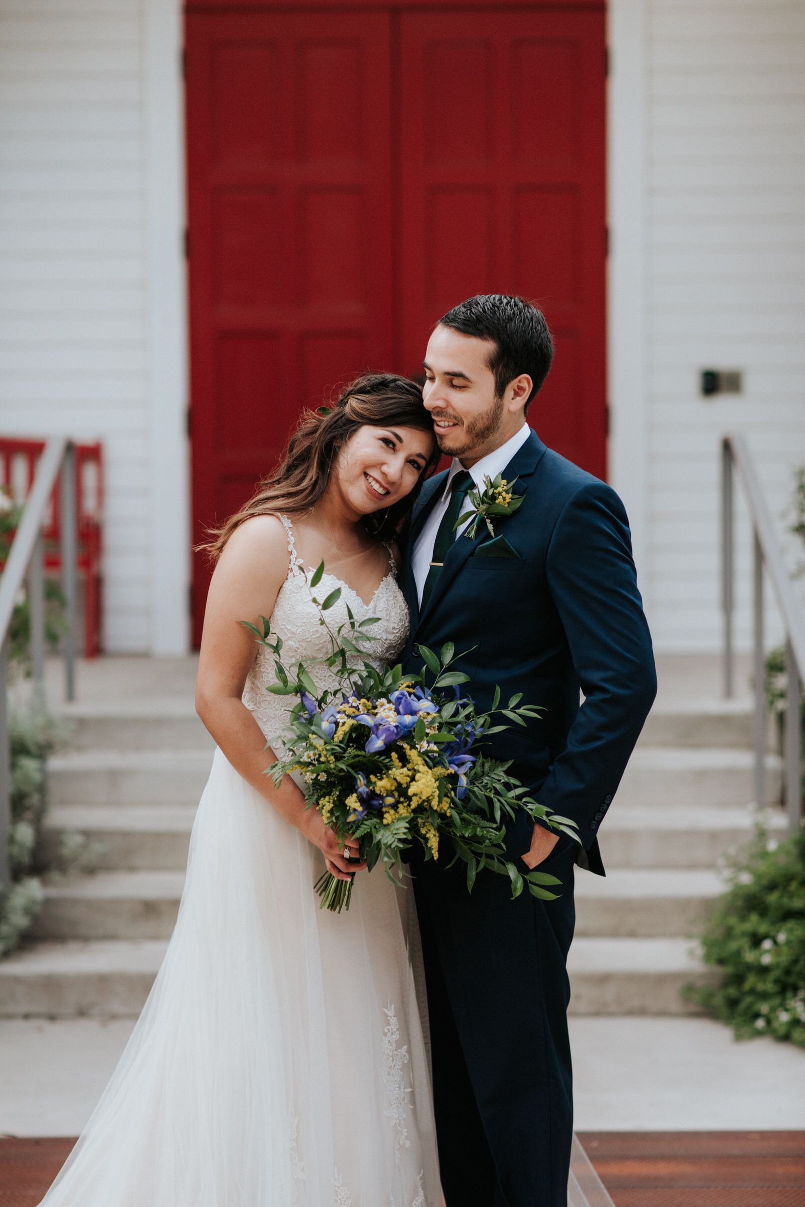 Cynthia + Anthony // Mercury Hall Austin Wedding — Diana