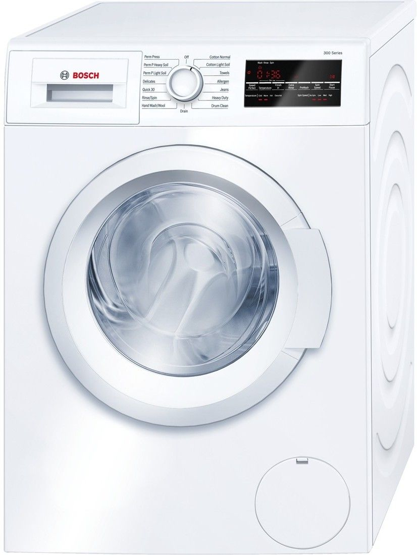 Bosch 300 Series Wat28400uc Bosch Washing Machine Compact Washer And Dryer Front Loading Washing Machine