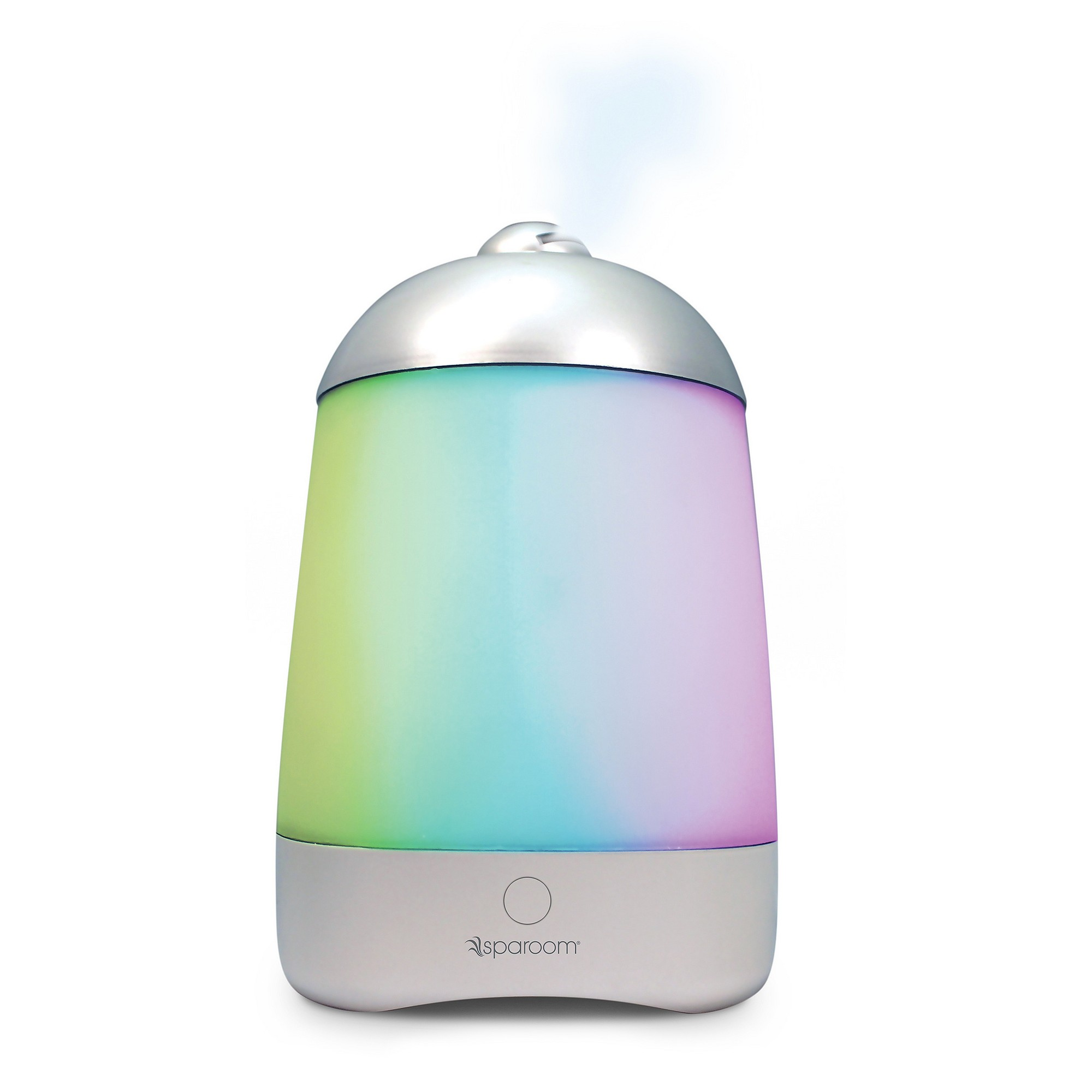 Spa Mist Ultrasonic Oil and Fragrance Diffuser Silver