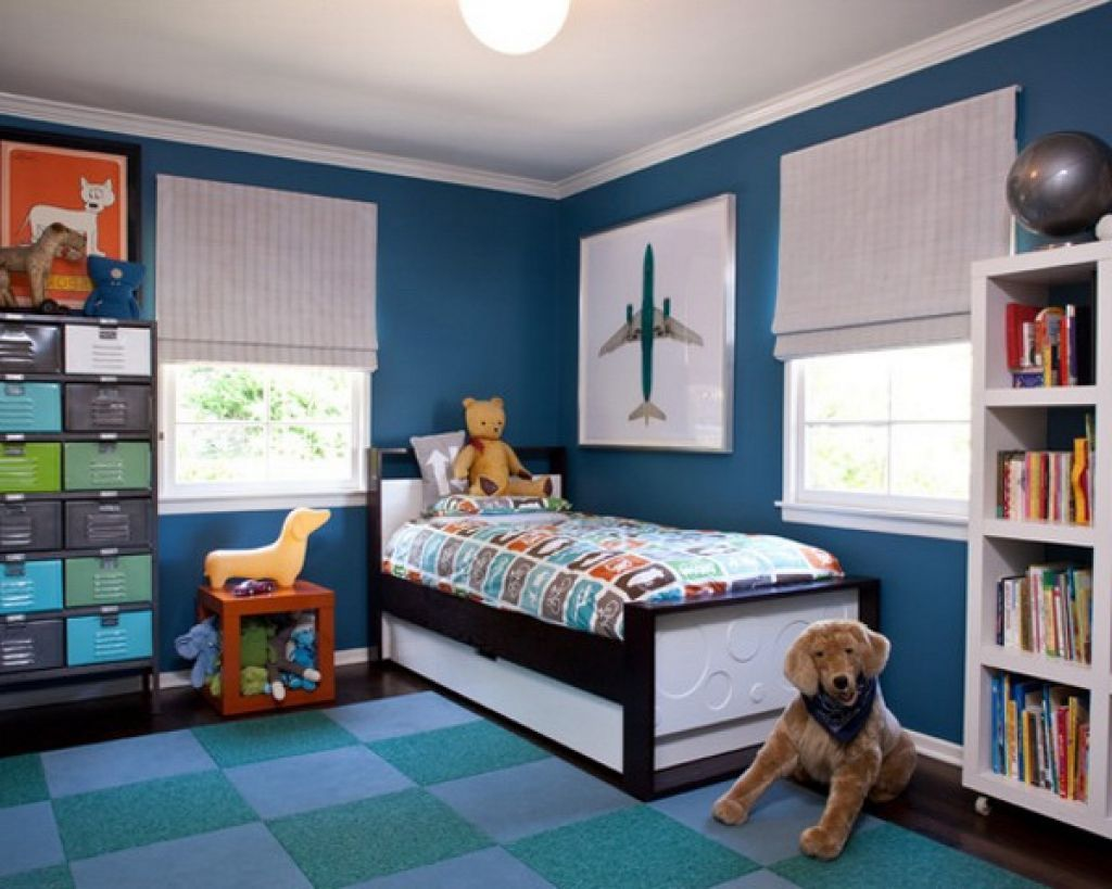 Ordinary Teen Boy Bedroom Paint Ideas Part - 7: 8 Fascinating Ideas For Decorating Bedroom For Teen Boys