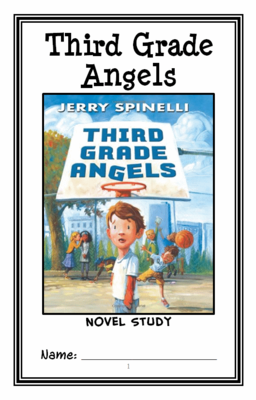 third grade angels jerry spinelli novel study reading rh pinterest com Fourth Grade Rats Book Fourth Grade Rats