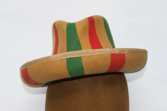 1968dcf14a4 For sale - Custom order -Rockers Uptown Hat ----- Reggae Hat as worn by  Richard Dirty Harry Hall ------ Hat from the film Rockers I have taken my  ...