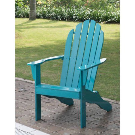 Free Shipping Buy Mainstays Adirondack Chair At Walmart Com Adirondack Chair Wood Adirondack Chairs Outdoor Wood