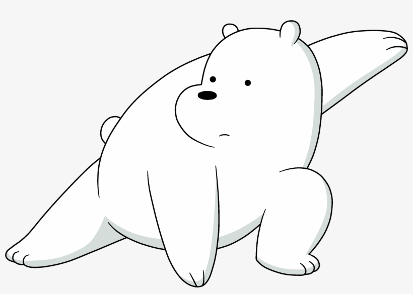 Download Ice Bear We Bare Bears Black Png Image For Free Search More High Quality Free Transparent Png Image Ice Bear We Bare Bears We Bare Bears Bare Bears