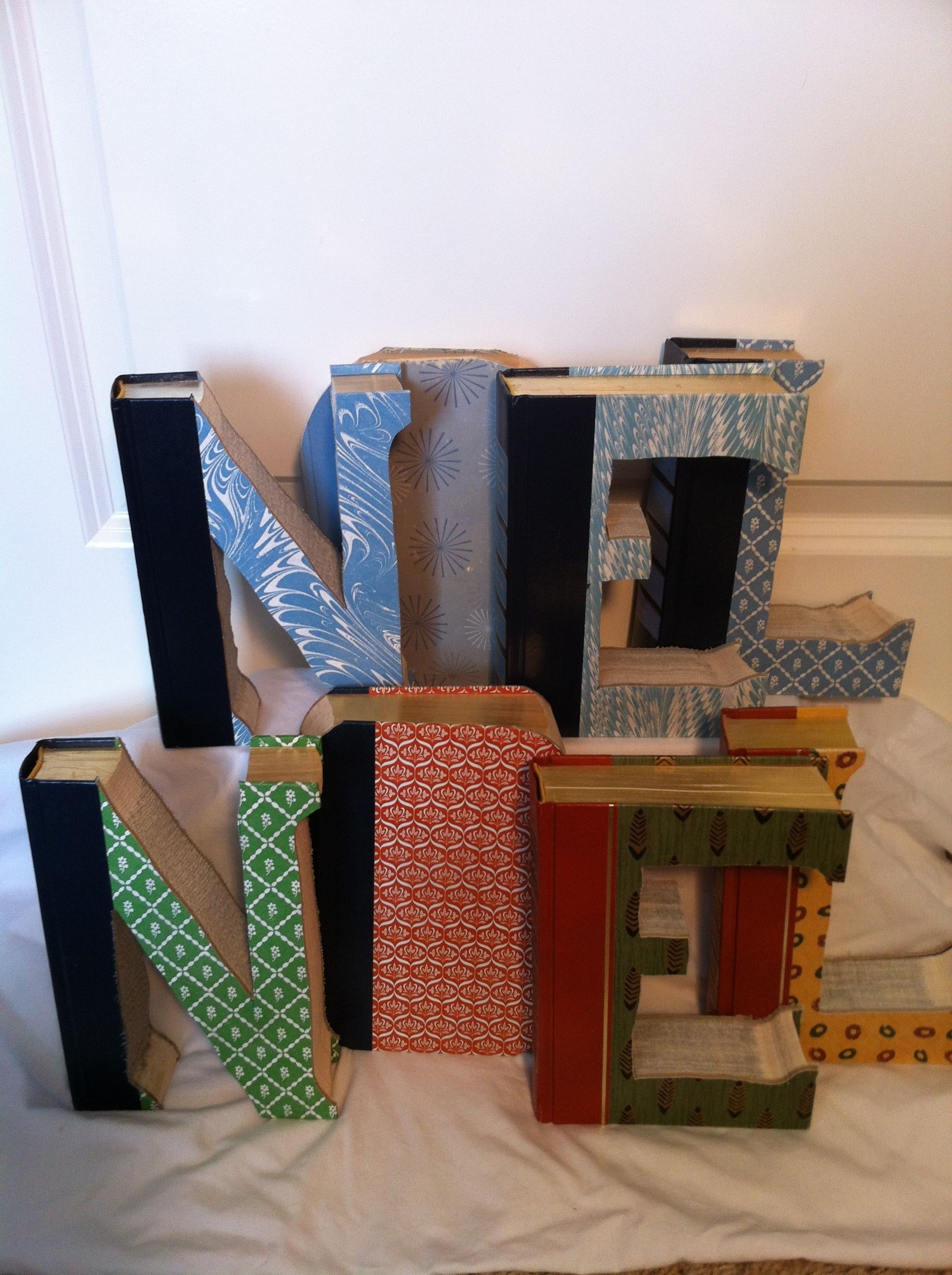 Recycled Book Art From Old Readers Digest Condensed Books Book Crafts Old Book Art Craft Show Ideas