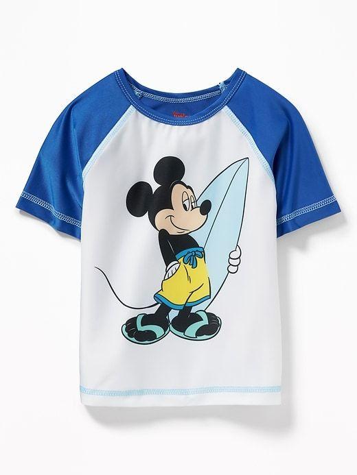 719efce2a Old Navy Toddler Boys' Disney© Mickey Mouse Rashguard Mickey Regular ...