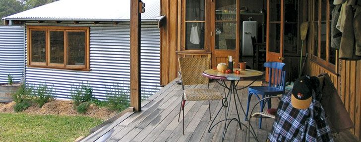 corrugated iron home - Google Search | Oz country houses ...