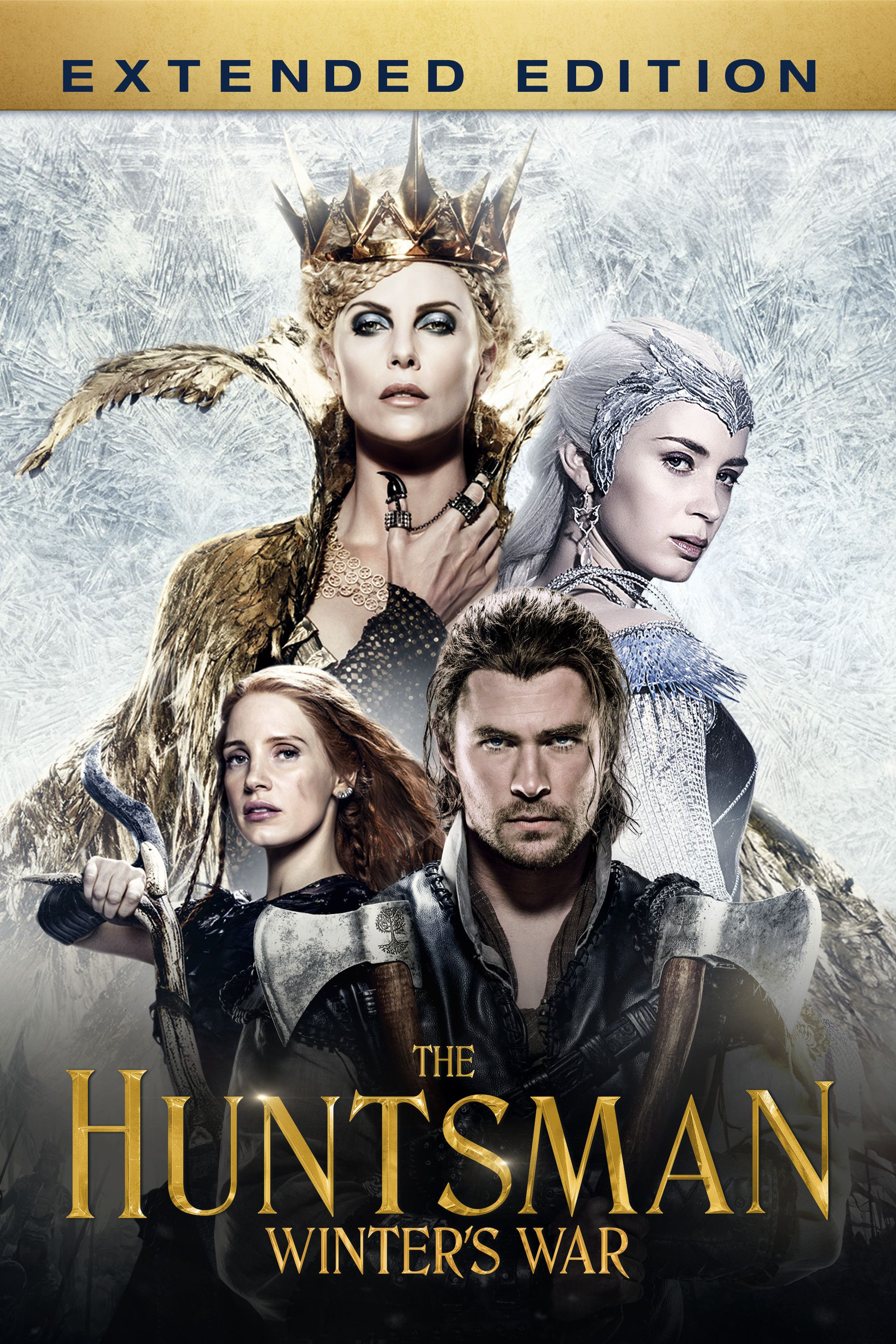 The Huntsman Winter's War (Extended Edition) Movie Poster