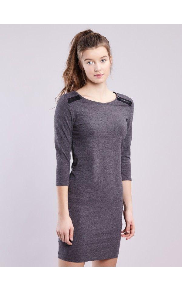 Sukienka Z Zamkami Sinsay Dresses Zip