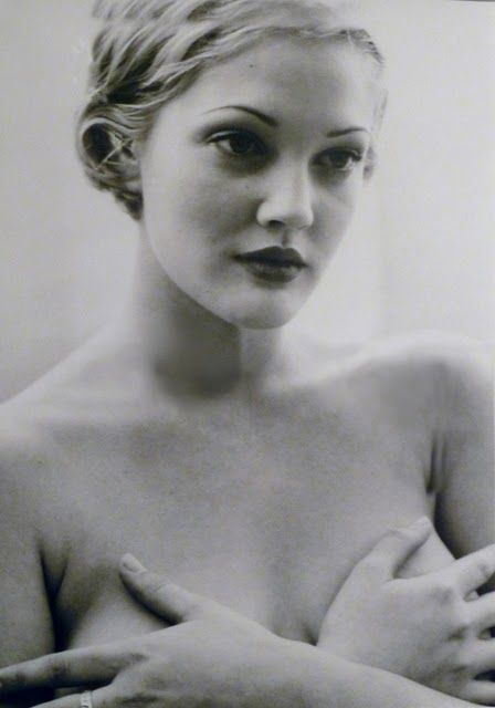 Herb Ritts, Drew Barrymore