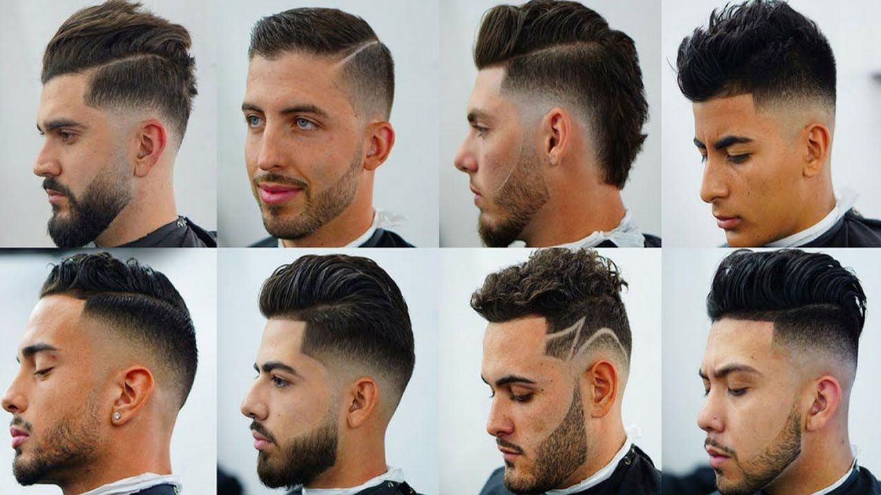 Top 20 Most Stylish Men S Haircuts 2018 Attractive Haircut Hairstyles Haircut Names For Men Men Hairstyle Names Hairstyle Names