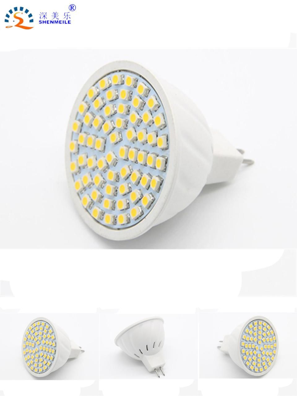 Visit To Buy 1pcs Led Spotlight Mr16 3w 120degree Cob Smd Led Bulb Halogen Light Lamp Shenzhen 12v Dc Ce Rohs Advertisemen Led Spotlight Led Bulb Lamp Light