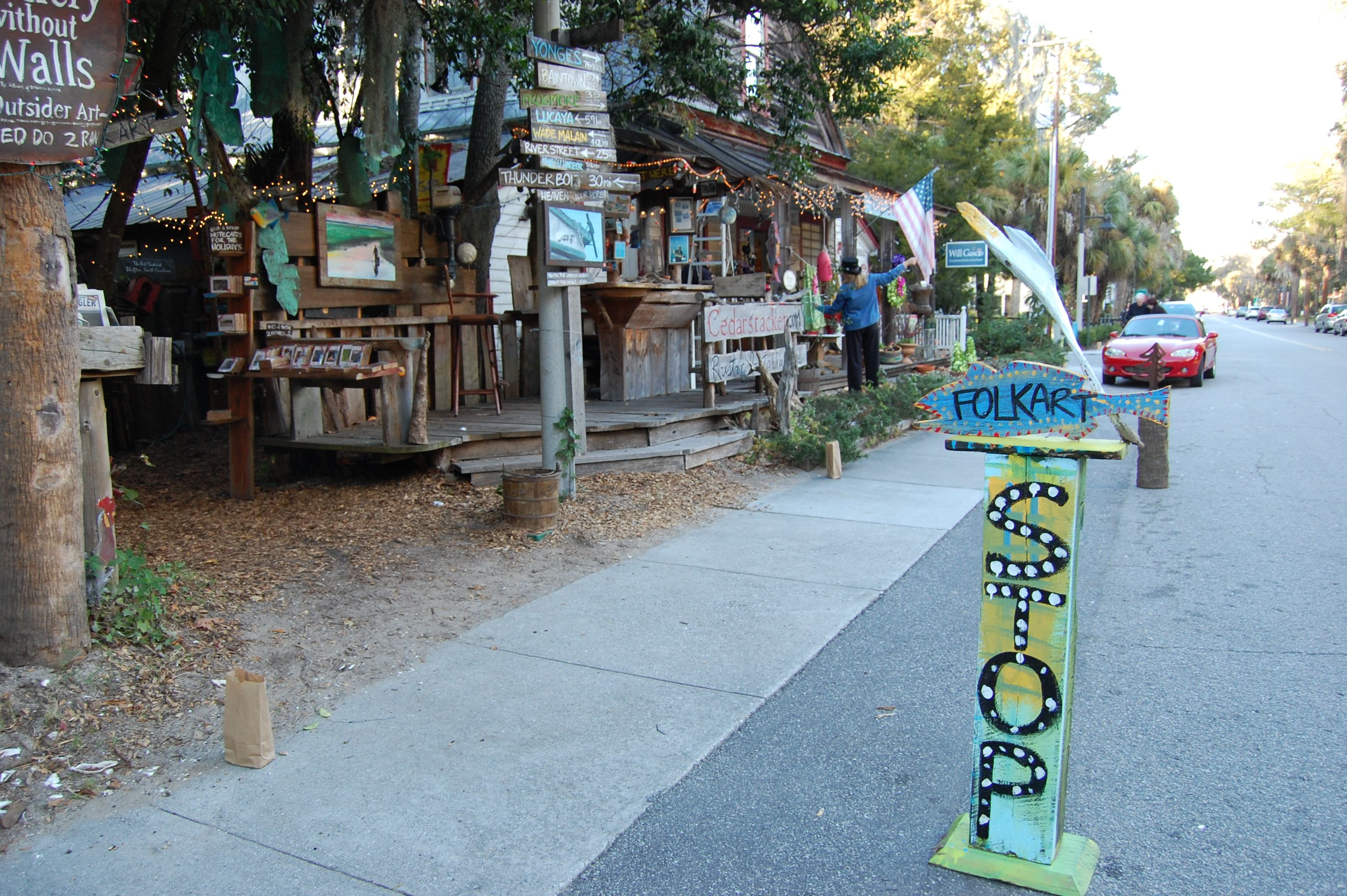 Gallery Without Walls in Bluffton Hilton head island