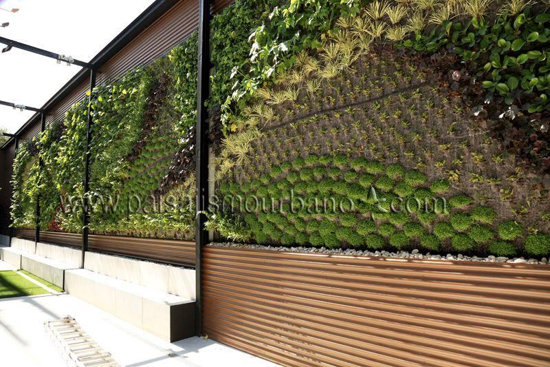 Dise o jardines verticales en alicante casa dise o for Jardines verticales alicante