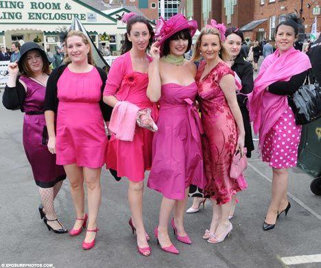 Aintree Ladies' Day