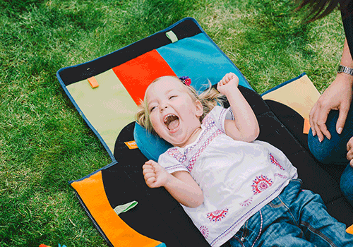 How Can the Playpak Help My Child's Physical Development? #1