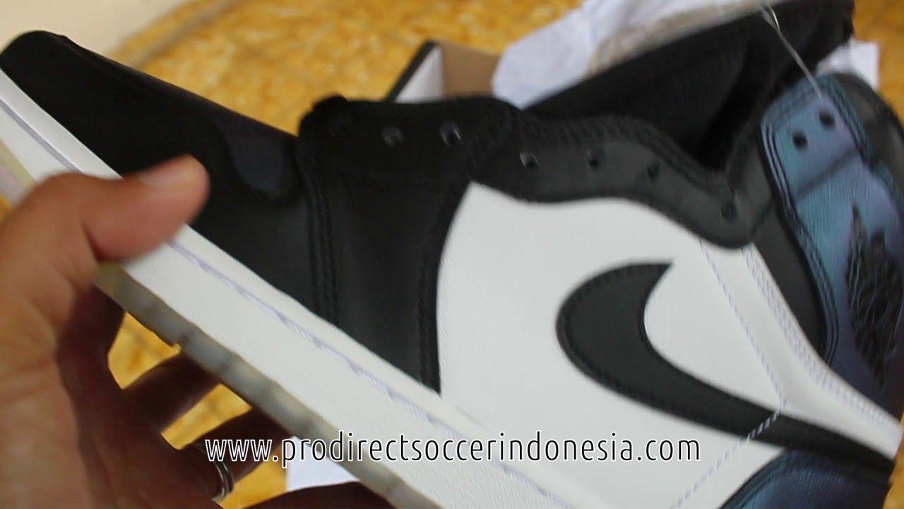 Sepatu Basket Nike Air Jordan 1 Retro High Og As Black 907958 015 Original Sepatu Basket Sepatu Nike