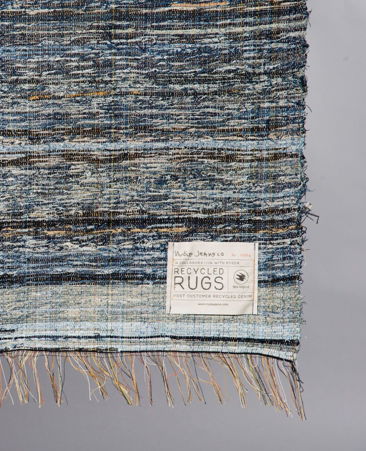 Post Recycle Rug Denim Nu Jeans Co Online Hmmmm Could I Figure Out How To Make My Own