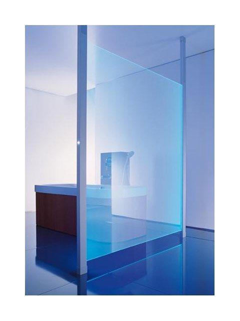 badkamer • modern interieur • vrijstaand bad • wand • www.duravit, Wohnideen design