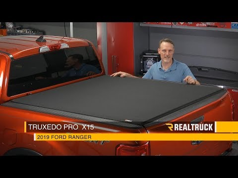 How to Install TruXedo Pro X15 Tonneau Cover on a 2019