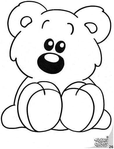 Pin de alicia ar en bebes | Pinterest | Colores, Osos y Dibujos para ...
