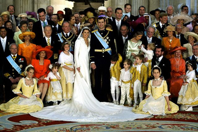 Spanish Royal Wedding, May 22, 2014 | Royal Hats