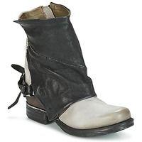 online retailer dad6d b5e2e Chaussures Femme Boots Airstep   A.S.98 FORETTE Noir