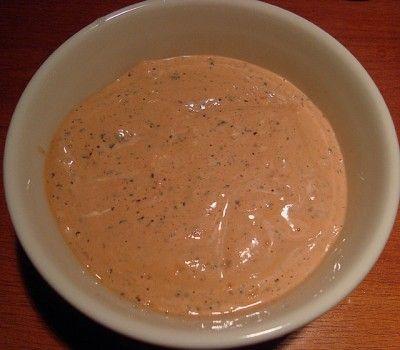 Соус из русского аппетита рецепты
