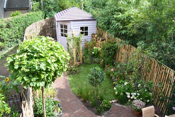 Romantische engelse cottage garden eigen huis tuin for Rtl4 eigen huis en tuin gemist
