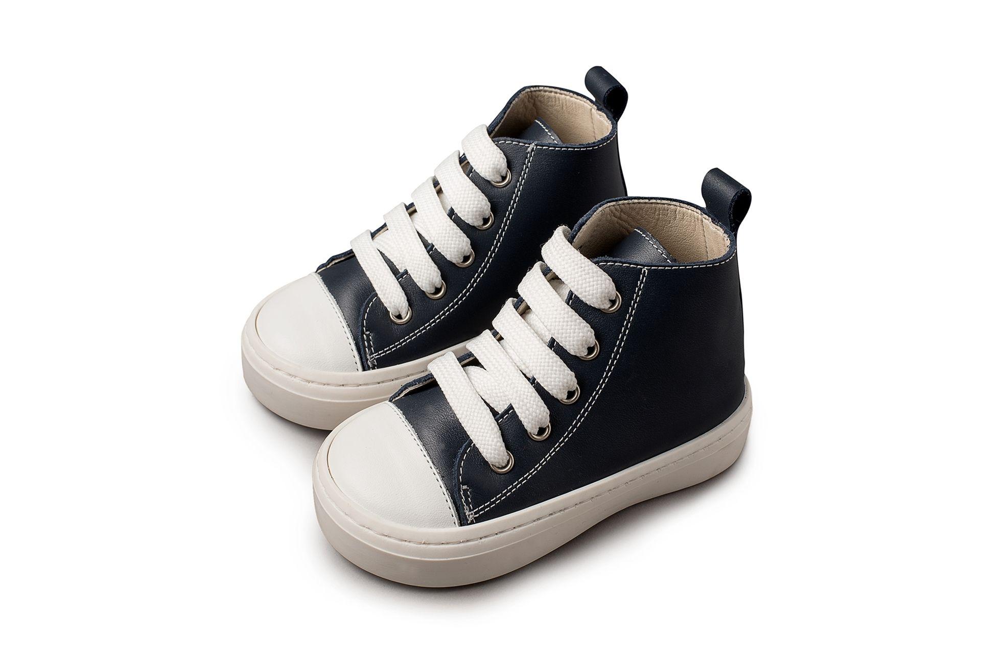 2ce6ae12092 Δετά μποτάκια Babywalker EXC5136 | Βαπτιστικά παπούτσια για αγόρι |  Παπούτσια, Αγόρια