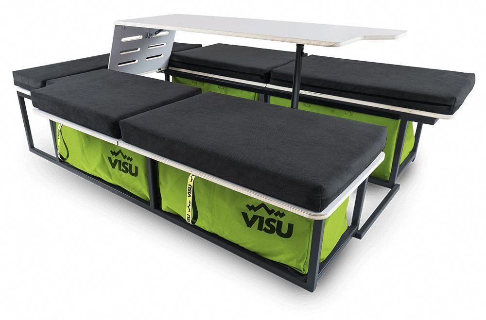 camping diy in 2020   Truck bed camping, Camping box, Diy ...