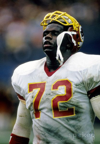 best service ab30c 52e93 Redskins All Time great Dexter Manley. | My Teams, My ...
