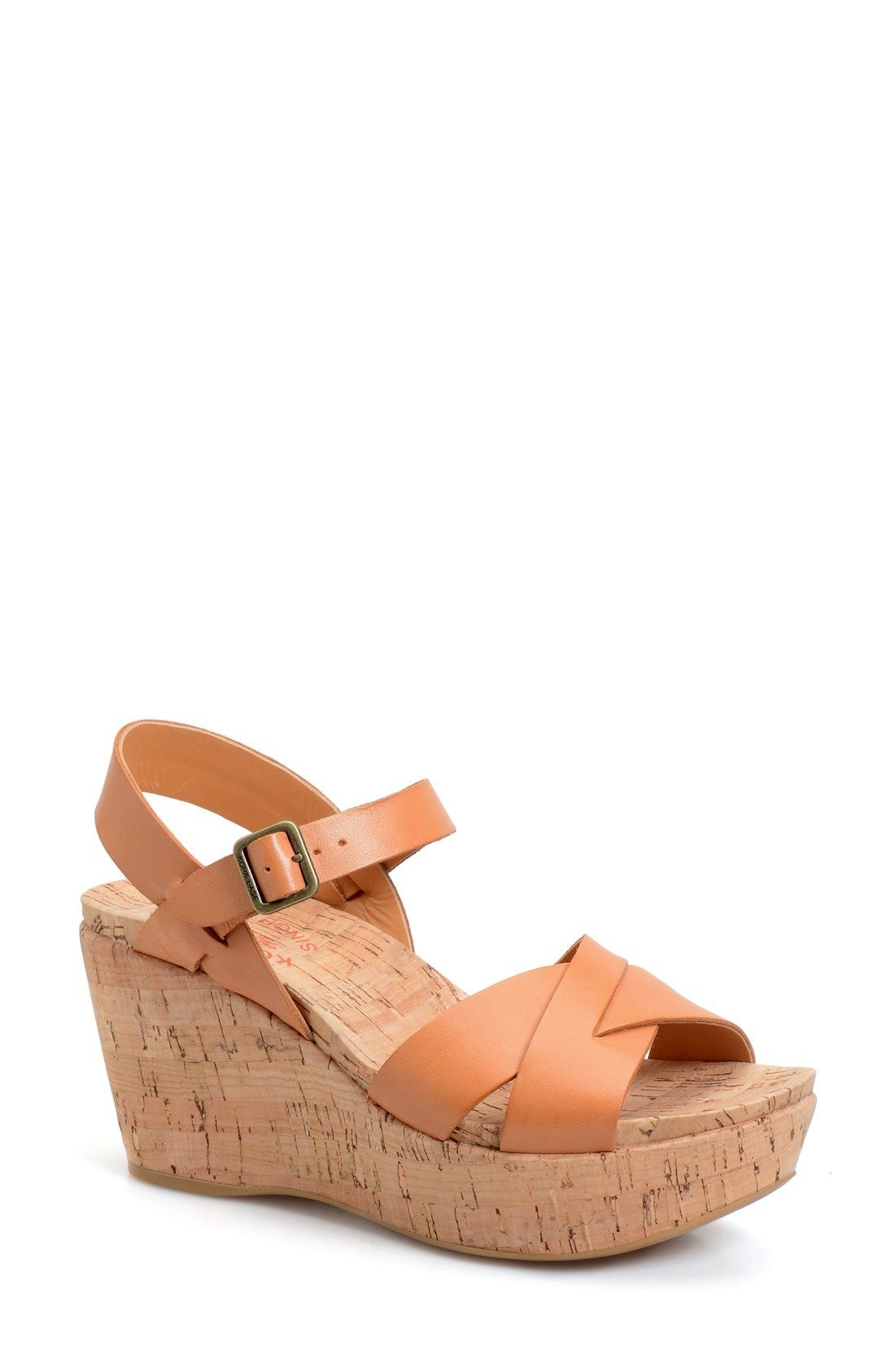 887378a8a Kork-Ease® 'Ava 2.0' Platform Wedge Sandal (Women) available at #Nordstrom