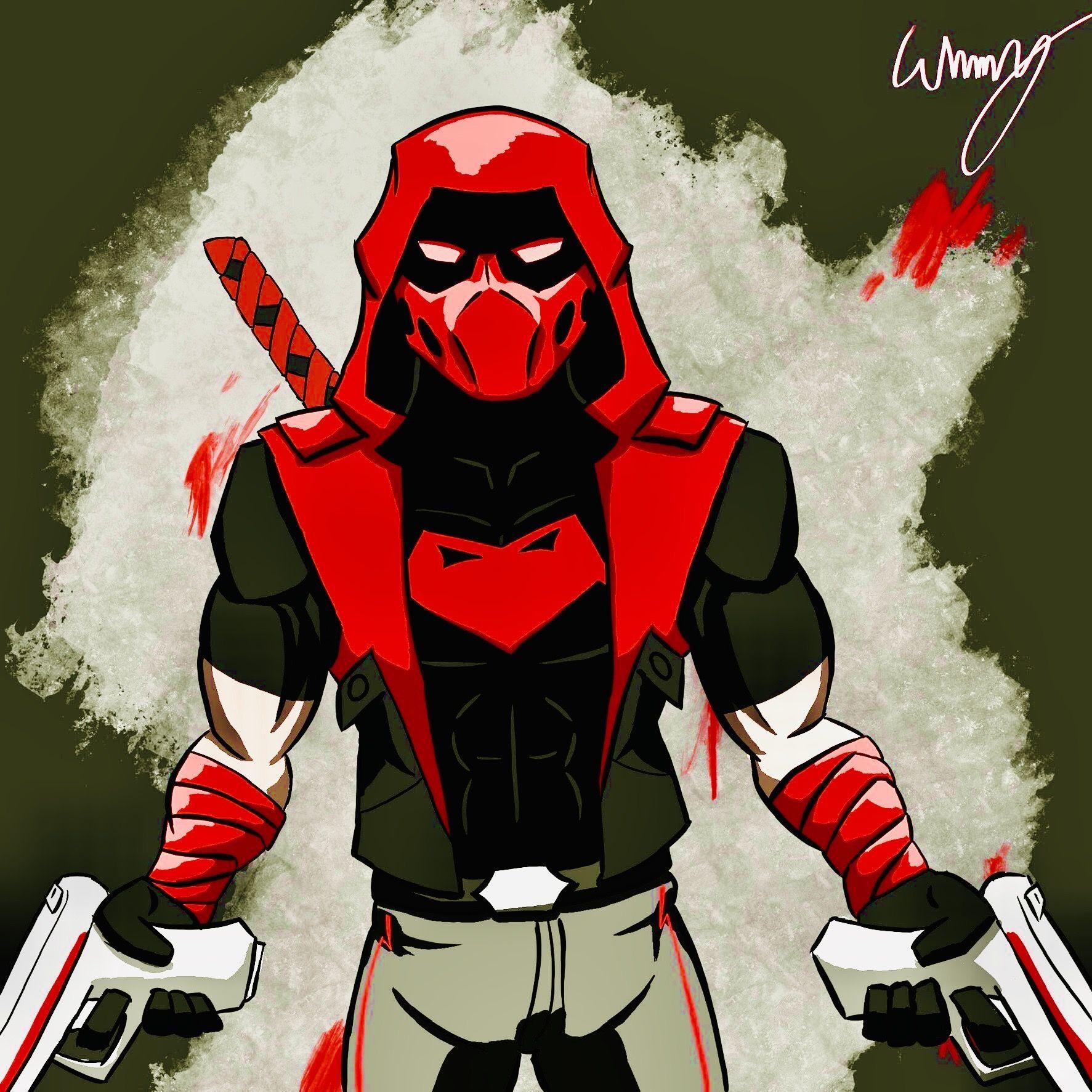 DC Comics Jason Todd Superhero HD Red Hood Wallpapers | HD