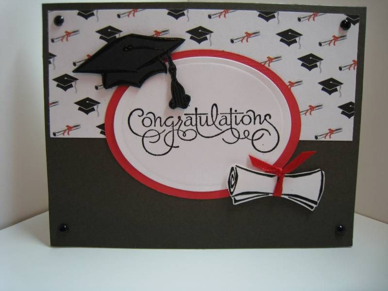 Photo of sg-Graduation Card by Quiltmaniac46 – Cards and Paper Crafts at Splitcoaststampers