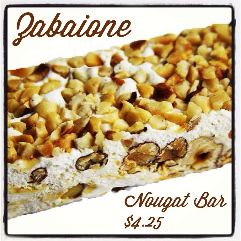 Holiday Recipes – Due Spaghetti |Torrone Italian Candy With Fruit