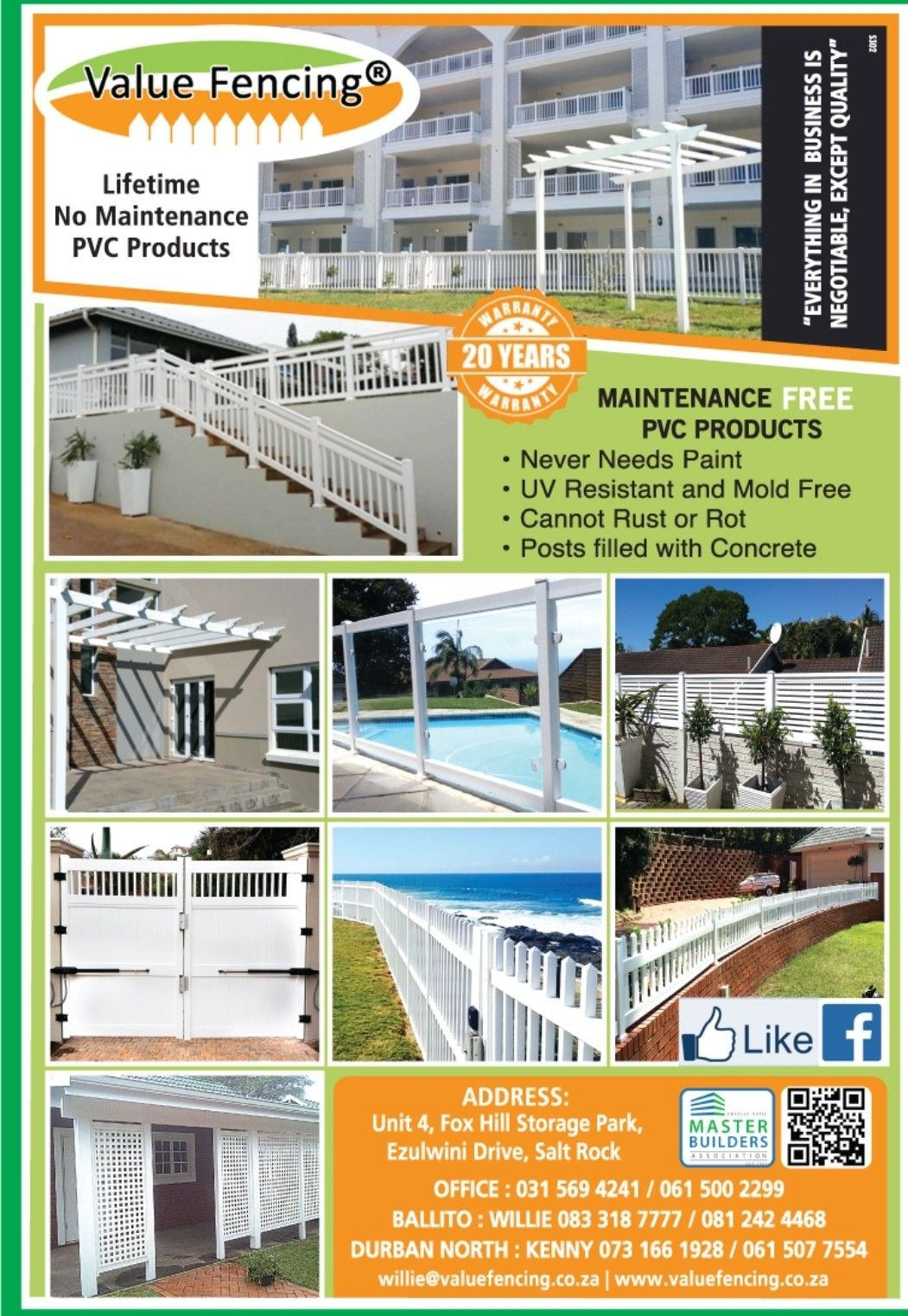 Pin By Value Fencing On Everything In Business Is Negotiable