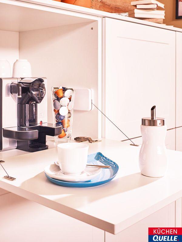 Sie lieben Kaffee? Dann können sie die Klapptüren unserer modernen ...