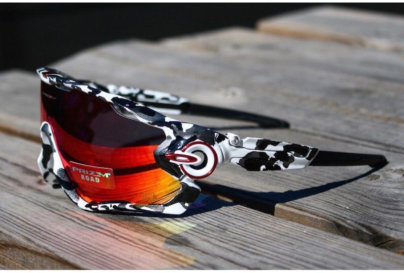 6c48d18b762 jawbreaker polished white grey polarized 310 lens pre coated with hydrophobic  solution complete se  oakley joe jawbreaker oakley joe jawbreaker   jawbreaker ...