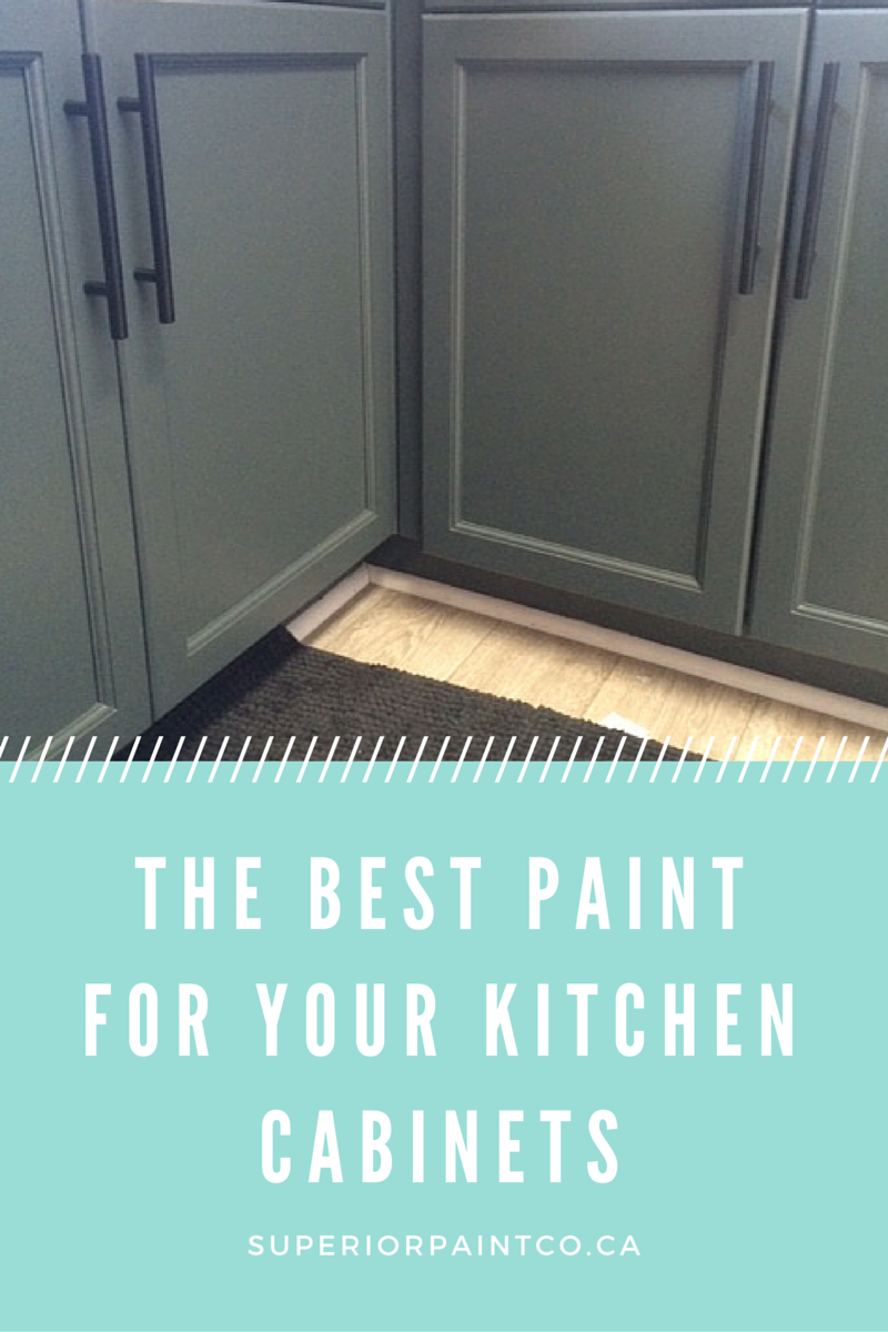 The best paint for refinishing your kitchen cabinets. Superior Paint Co. Professional Grade, Easy To Use, Non-Toxic, Chalk Furniture and Cabinet Paint.