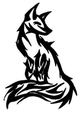 Tribal Fox Fox Tattoo Tribal Fox Tribal Tattoos