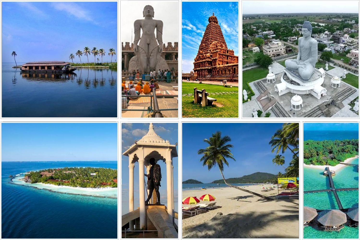 South India is a year round tourist destination. You can ...
